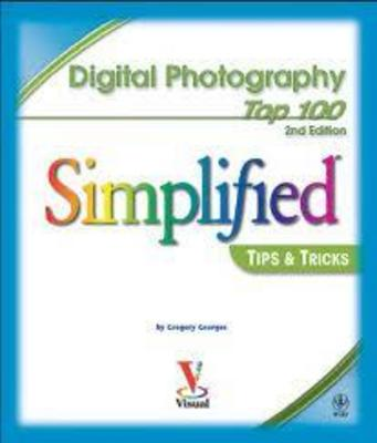 Product picture Digital Photography Top 100 Simplified Tips & Tricks, Second