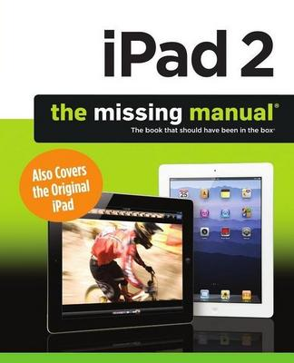 Product picture iPad 2 The Missing Manual, 2nd Edition