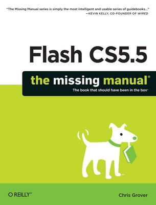 Product picture Flash CS5.5 The Missing Manual
