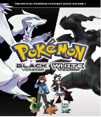 Product picture Pokemon Black and White Official guide